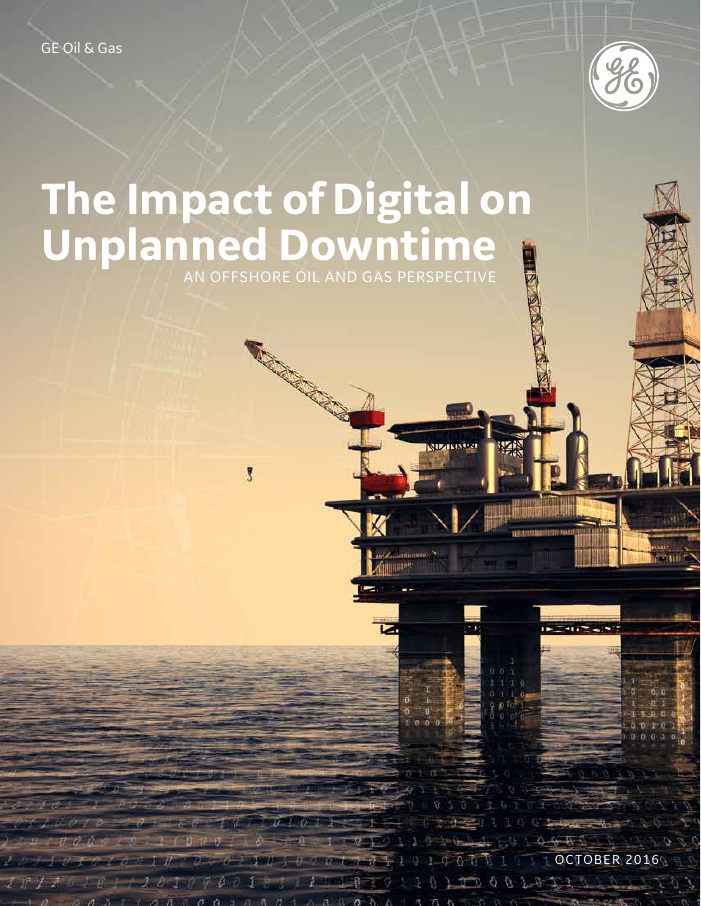 Reduce Unplanned Downtime in Offshore Oil & Gas with Digital Solutions