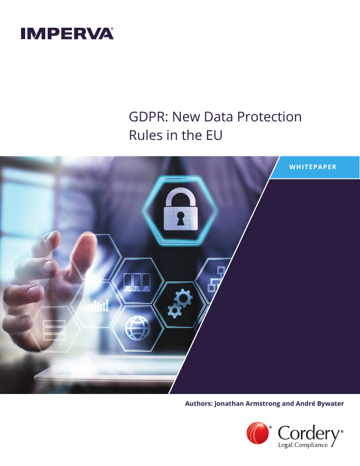 White Paper: New EU Data Protection Rules