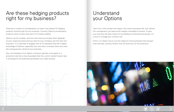 Payments Playbook: A Guide To Currency Hedging