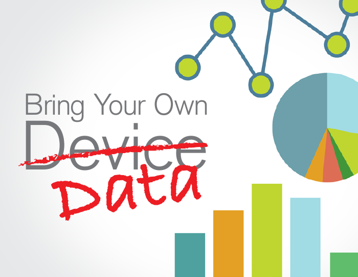 E-book: Bring Your Own Data