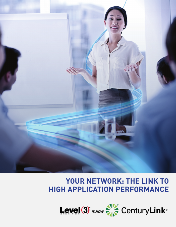 Chapter 4: Your Network: The Link To High Application Performance