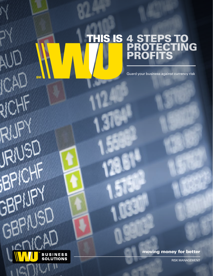 Guide: 4 Steps To Protecting Profit