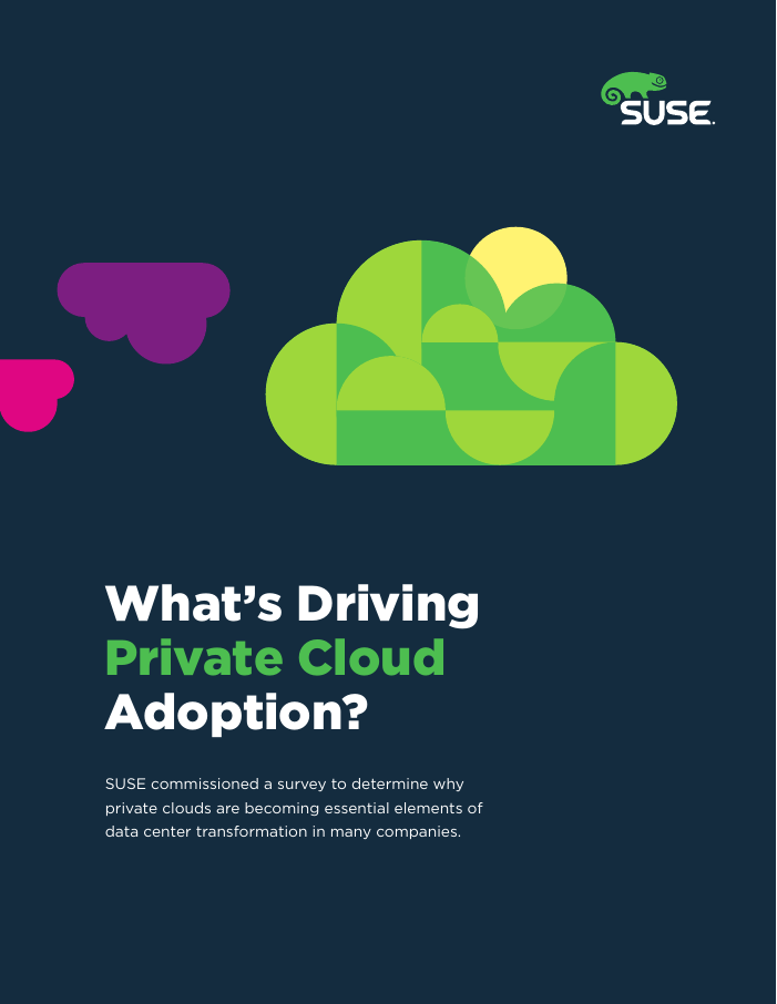 Article: What's Driving Private Cloud Adoption?