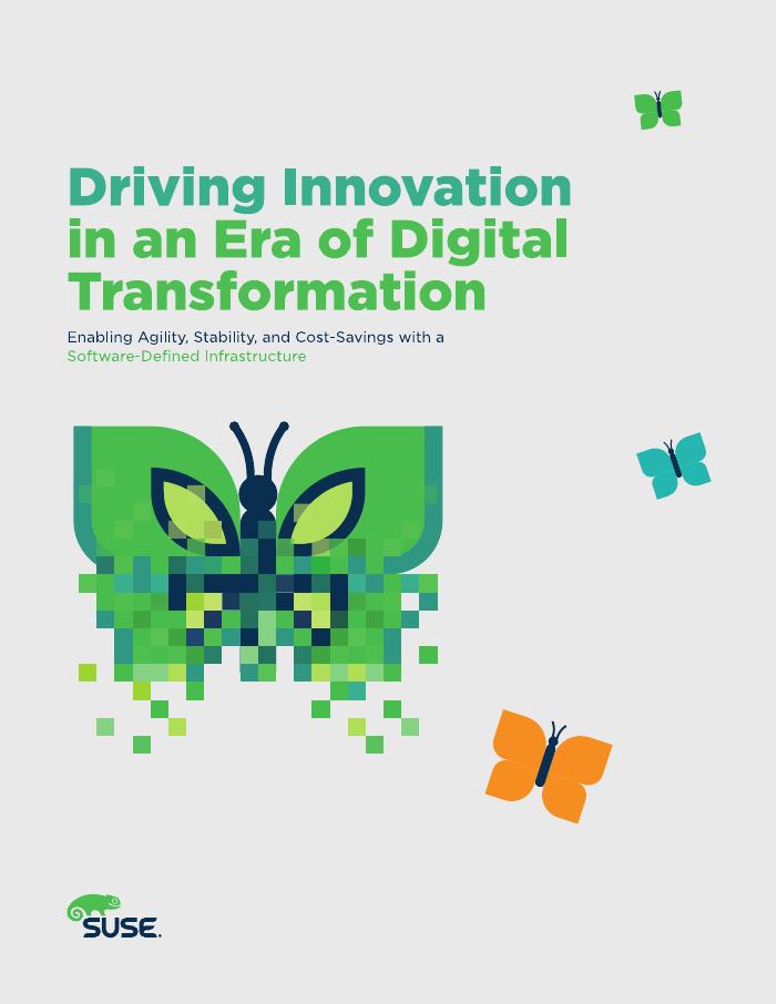Driving Innovation in an Era of Digital Transformation