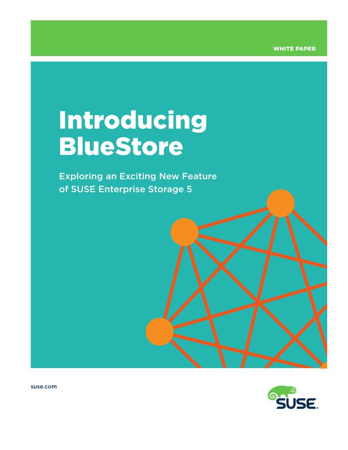 Introducing BlueStore
