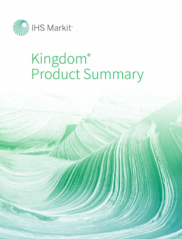 Kingdom Product Summary