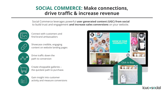 Social Commerce Solution