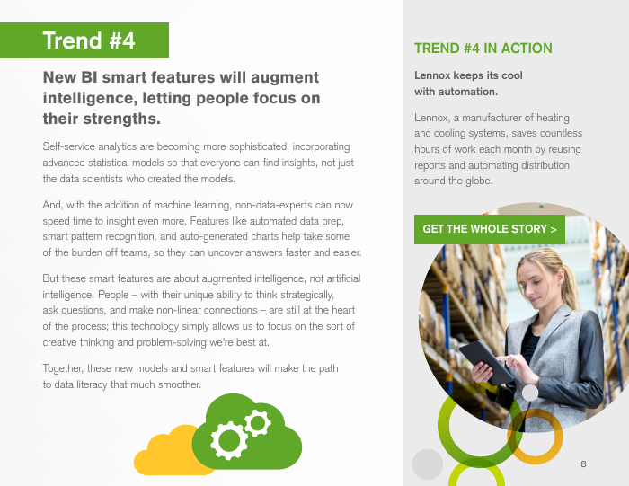 10 Trends for BI: Discover the Future of Data