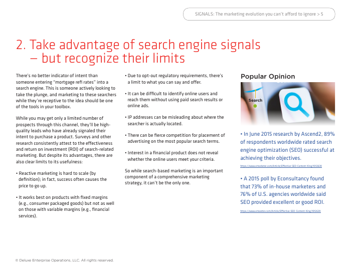 Signals: The Marketing Evolution You Can't Afford to Ignore [White Paper]