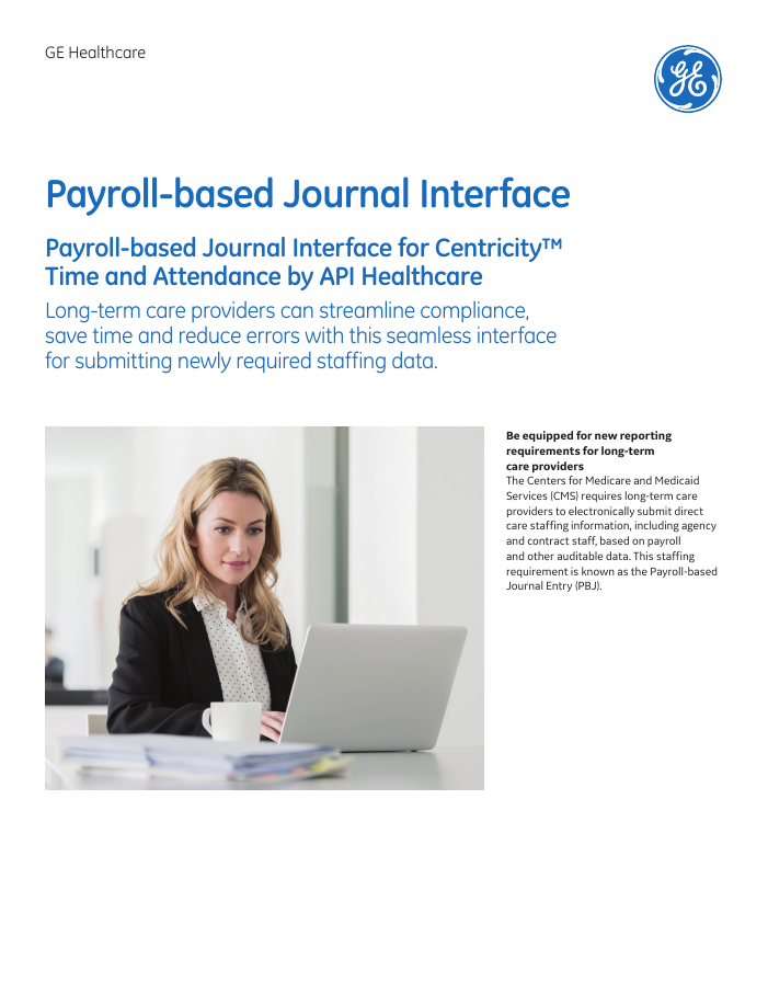 Staffing Requirements around the Payroll-based Journal
