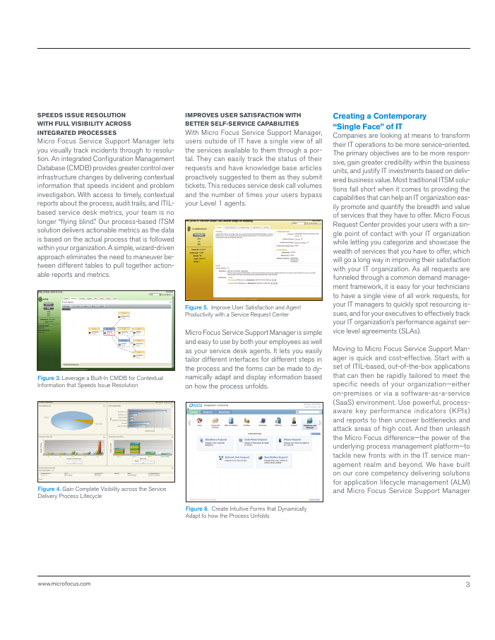 [Flyer] Orchestrated Service Management