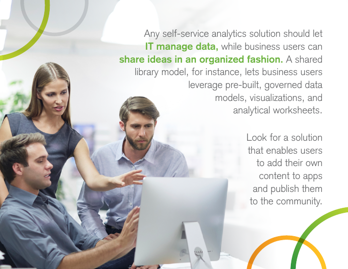 e-Book: 5 Capabilities to Look for in a Self-Service Analytics Solution
