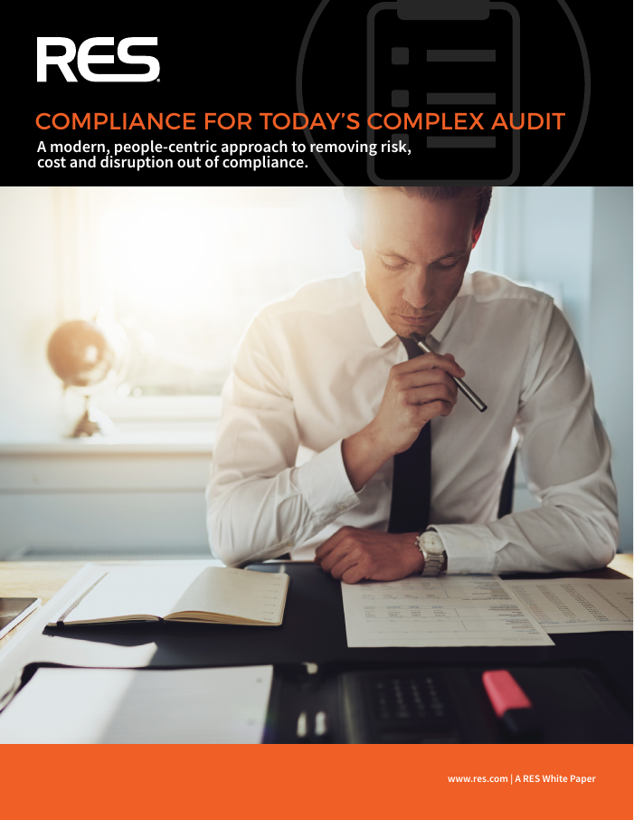 Compliance For Today's Complex Audit