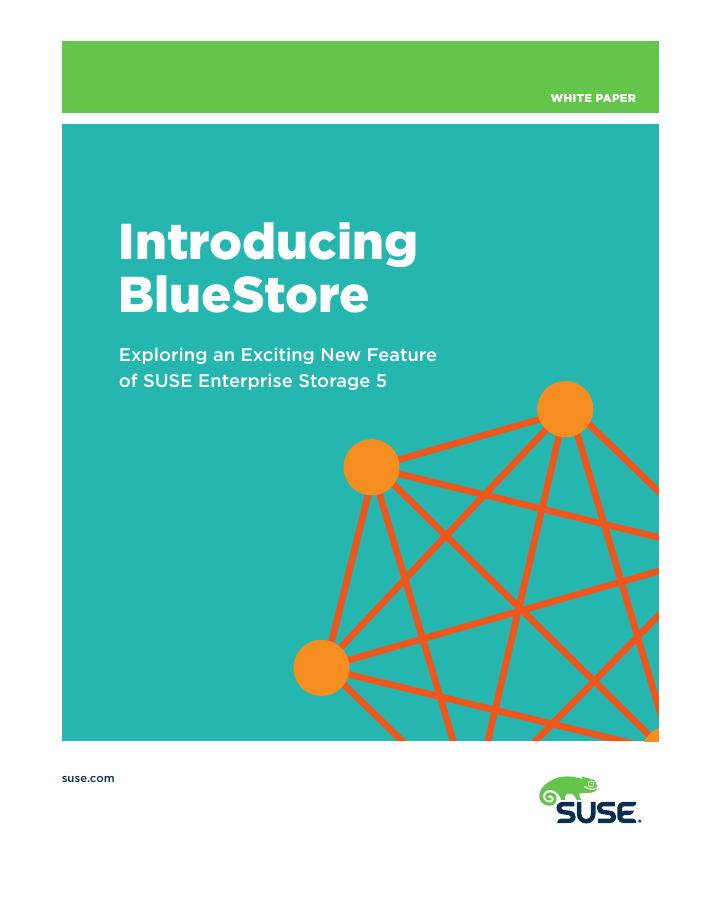 Introducing BlueStore