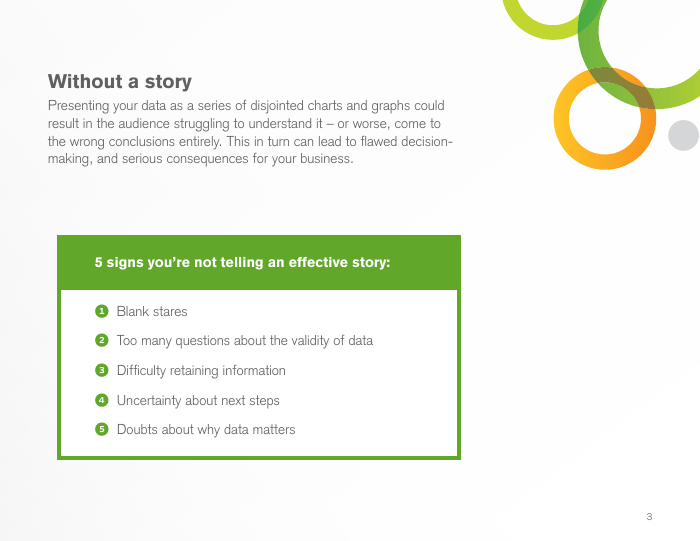 5 Steps for Effective Data Storytelling
