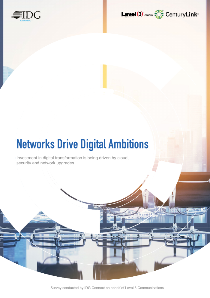 Networks Drive Digital Ambitions